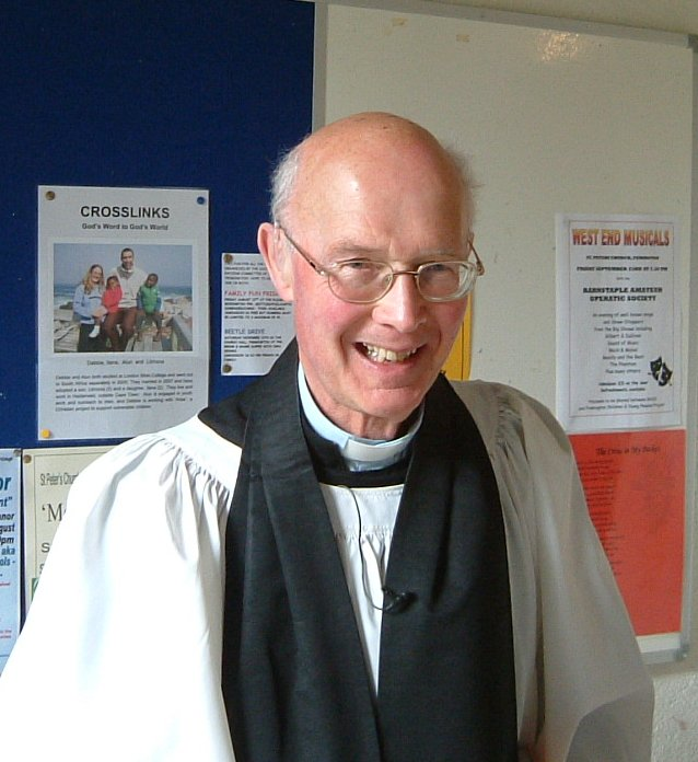 Picture of Rev'd Frank Entwistle