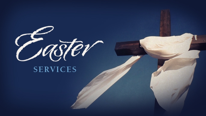 Easter Services and Events