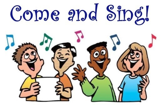 Come and Sing - Saturday 24th November 10am-1pm